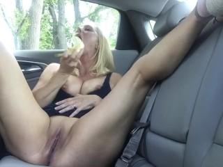 Erotic Fruit Lunchtime Fun!