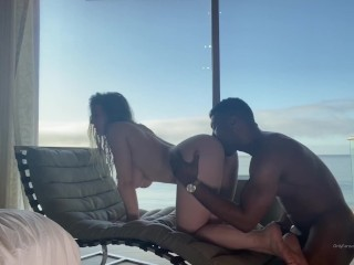 Preview 6 of Fucking on a Romantic Getaway Vacation