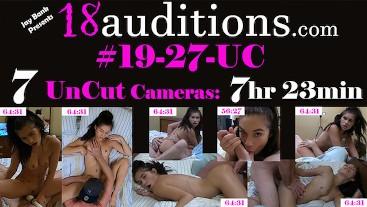 #19-27-UC 7+ Hours - Young Arab Teen Amateur Creampie x Jay Bank