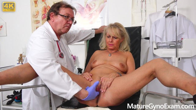 Mature exams tgp - Mature gyno exam of hot granny by freaky doctor
