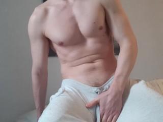 Solo Male Masturbation Joggpant Jerk Off