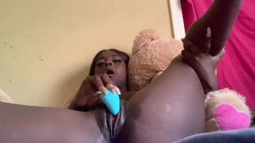 Kokokonako plays with her new toy and makes her pussy cum(WITH SOUND)