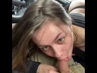 Getting Fucked In A Truck