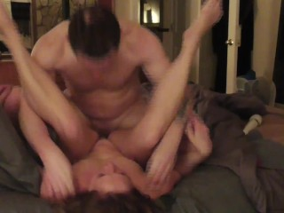Cuck Fucks Slutwife She Admits She Needs More Cock To Fill Her Up