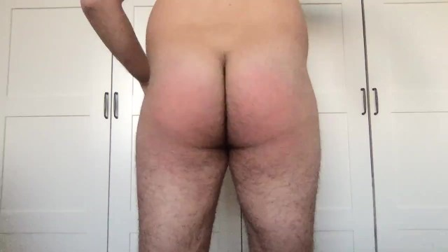 Free rectal temperature fetish pictures - Man spank himself and checks the anal temperature