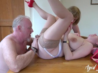 AgedLovE Horny Mature Ladies Enjoying Hardcore
