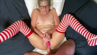 Mom Gets Her Ass Anal Fucked POV Takes Big Facial From Daddy