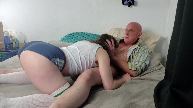I just LOVE getting Choked out while a BIG Cocks Shoved in my Mouth!