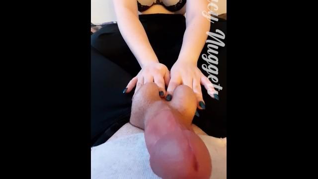 Nugget pornography Loving mistress torturing her slave