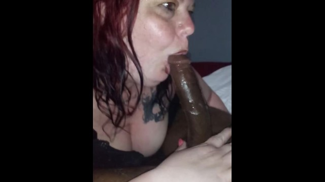 Nikki Cakes gives PRESSURE crazy sloppy head one nite in Miami 19