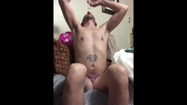 Wife Makes Husband Suck