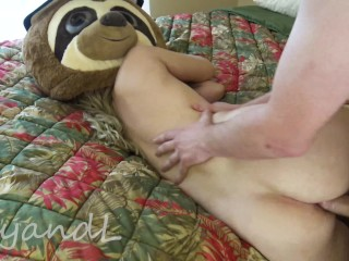 Anal Creampie For Masked Step Sister Jayandl