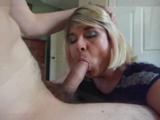 Cock Gobbler Sucking Down Dicks All Over Town Amateur Homemade Blowjobs