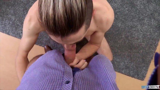 Dirty gay truckers - Dirty scout - sexy hunk goes for an interview and gets fucked