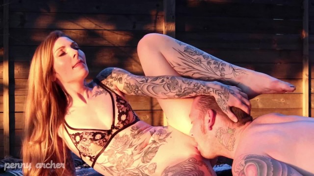 Sunset Sex with Johnny Goodluck 14