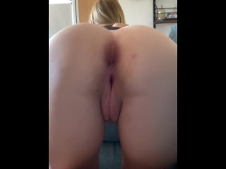 Gf takes and gets big load...