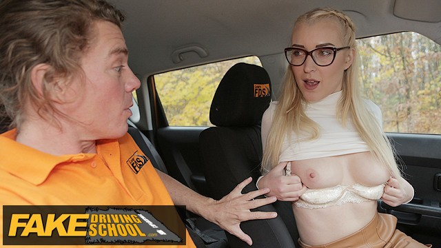 Types of adult learners Fake driving school blonde learner amaris and her perfect boobs fucked