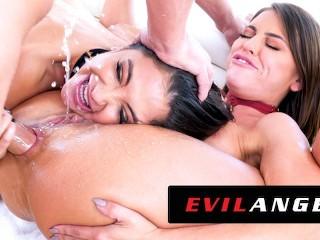 EvilAngel - Jane Wilde & Adriana Chechik Out-Slut themselves ...