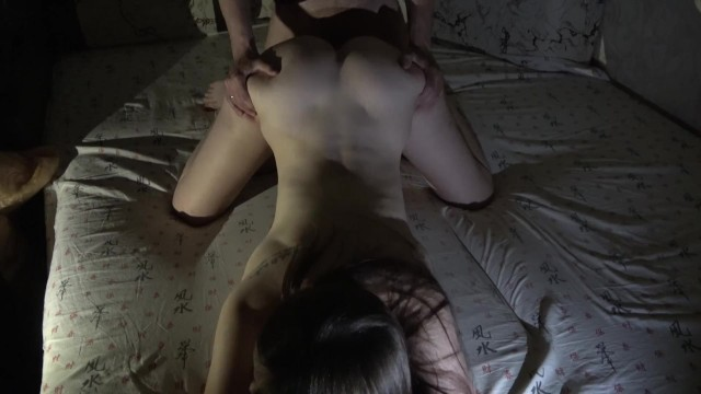 Ball in pussy video - I love sucking his balls and doggystyle