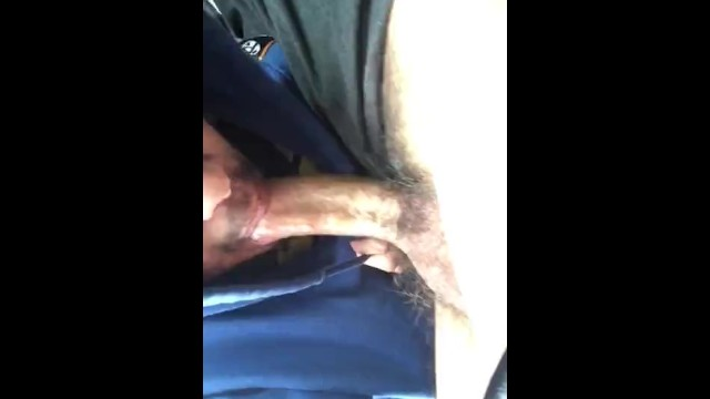 Old big cock gay - 19 year old slobbing on 40 year old married cock