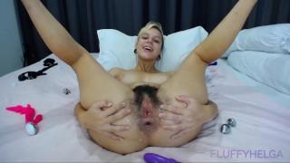 anal highest success for FluffyHelga's ass (teaser)