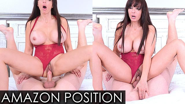 Catalina cruz sexy - I fucked him in the amazon position and owned him live on cam