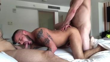 Brian Bonds & Mason Lear DP Me Angle 3