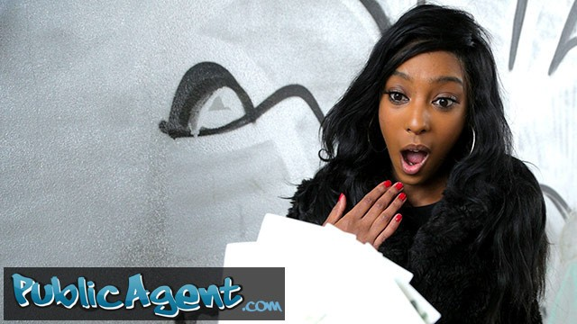 Agent asian travel - Public agent british ebony asia rae bounces her booty on big cock