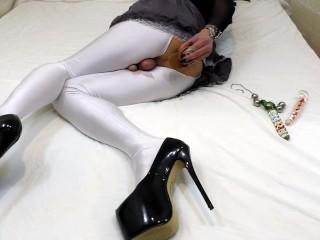 My sweet sissygasm anal road to pleasure taboo...