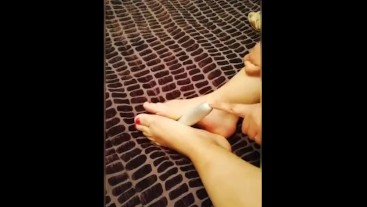 Foot Fetish - Foot job