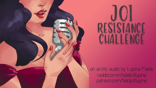 Priscillas erotic shop Joi resistance challenge - dirty talk - erotic audio roleplay