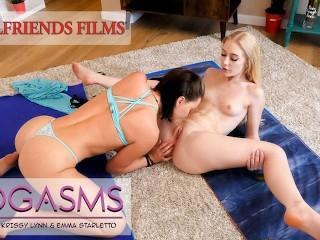 Girlfriendsfilms turns passionate...