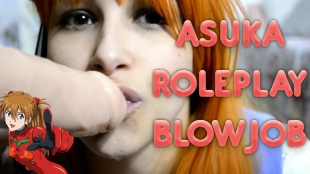 Asuka Evangelion Roleplay Blowjob 50