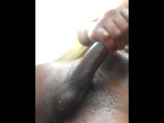 Dick getting hard...
