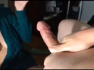 Part 3 Surprise cumshot premature ejaculation 2 bobs head, on loop