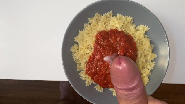 Man on wire sex scene Im eating pasta with the sperm of my man inside it and its soooo good