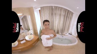 VIRTUAL TABOO - Bath Babe Nelly Kent