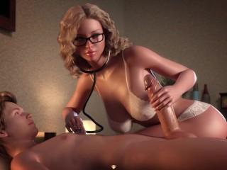 Treasure of Nadia [v30042] Part 70 Doctor Check Up By LoveSkySan69