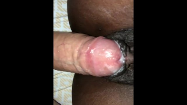 Naked girls blow jobs - Finishing the job: after a hard fucking he overloads my pussy with cum.