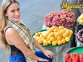 Mercado kinky pawg latina for movie...