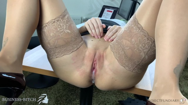 Good looking sexy woman Creampie cumshot compilation sexy business woman before work