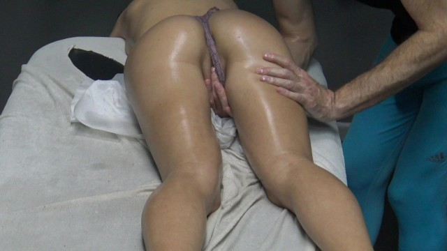 Spank the monkey download Massage client finally let masseur only to touch her pussy spank her ass