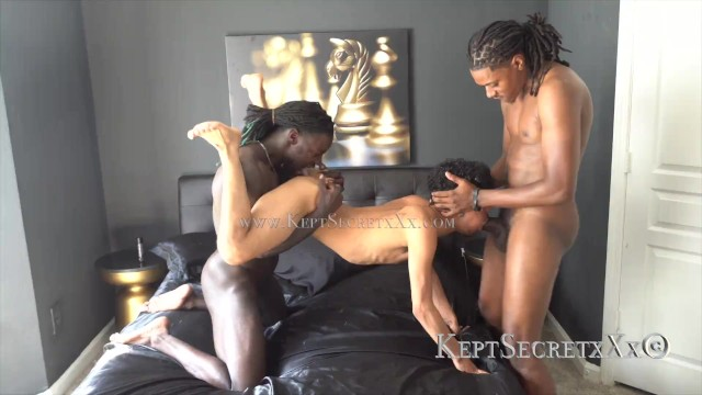 Two gay smilies slapping - Threesome two sexy black guys with big dicks fuck latin twink