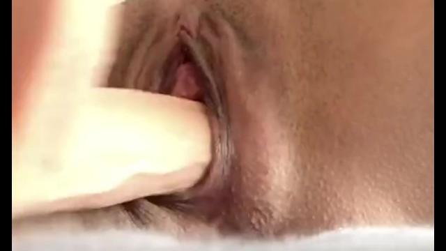 Close Up Fett Muschi Fick