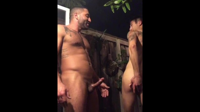 Humungous gay cocks Persian dad sharok fucks young iranian boy. justfor.fans/the_sharok