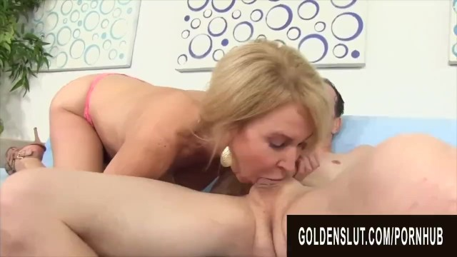 Golden Slut - Amazing Granny Erica Lauren Compilation Part 4 13