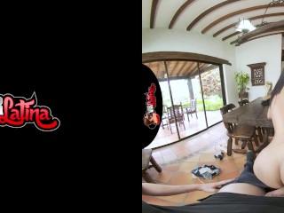 VRLatina – Beautiful Teen Exotic Fucking – VR Experience