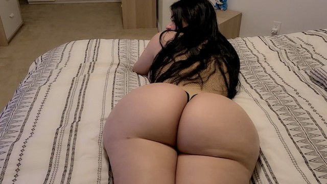 Tounge in my ass - I snuck out to fuck my thick booty spanish teacher dont tell my girlfriend