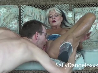 youngest Granddaughter plus a cuckold bonus #taboo