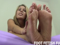 Foot Worshiping Training And POV Femdom Fetish Videos